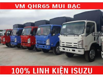 VM QHR65 THÙNG MUI BẠC